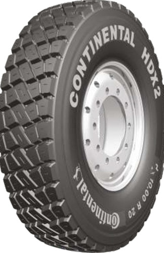 Continental HDX2 Tyre Image