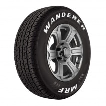 MRF Wanderer tyre Image