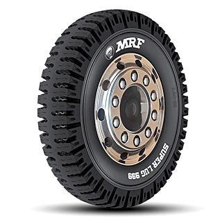 MRF SUPER LUG 999 tyre Image
