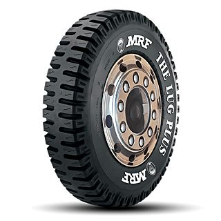 MRF THE LUG-PLUS tyre Image
