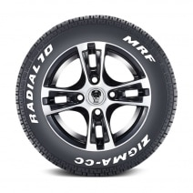 MRF ZCC-2 tyre Image