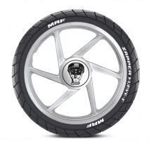 MRF Zapper Kurve F-2 tyre Image